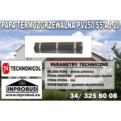 PYE PV250 S5 AJ-20 czerwona...
