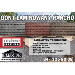 GONT TECHNONICOL - RANCHO...