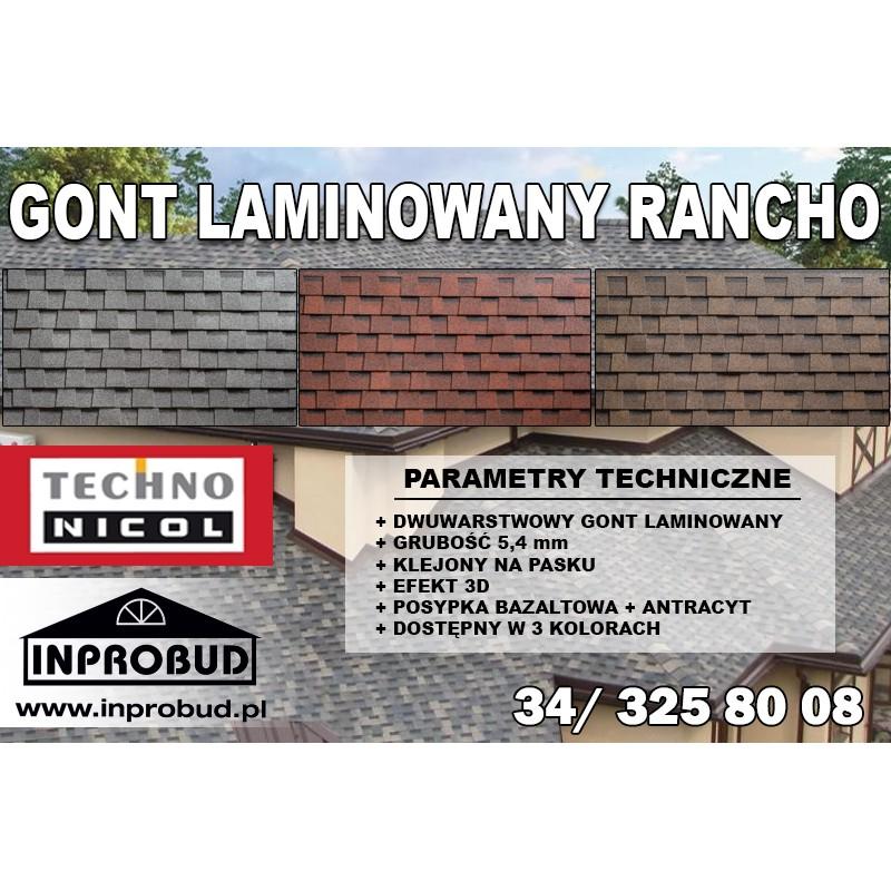 GONT TECHNONICOL - RANCHO (2 m2)