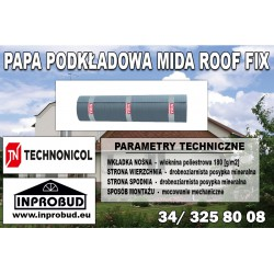 MIDA ROOF FIX (25 m2)