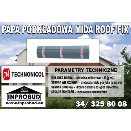 MIDA ROOF FIX (25 m2)
